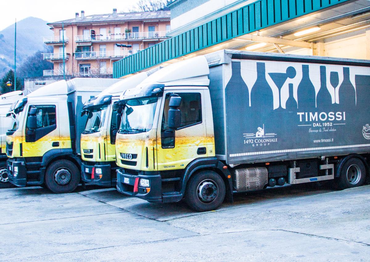 Timossi, gli esperti del beverage
