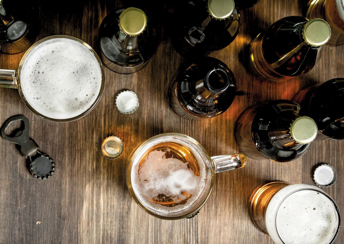 Birra, consumi sempre più su