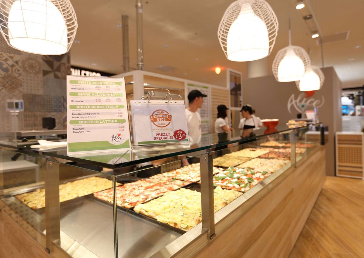 IDeA Taste of Italy acquisisce Alice Pizza