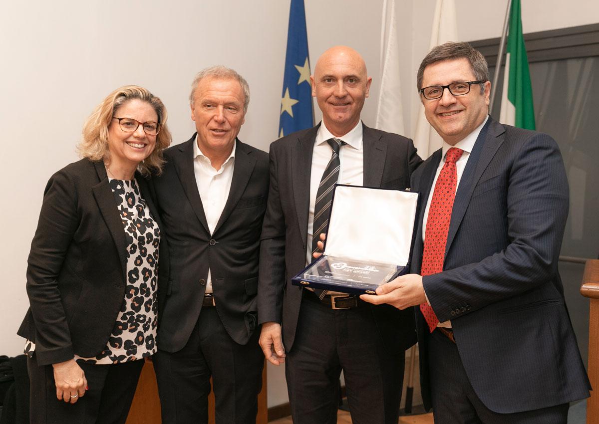 101Caffè vince il Franchising Key Award 2019