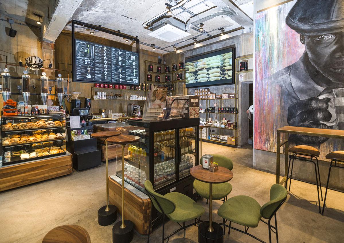 Caffetterie a marchio, per le torrefazioni è un business