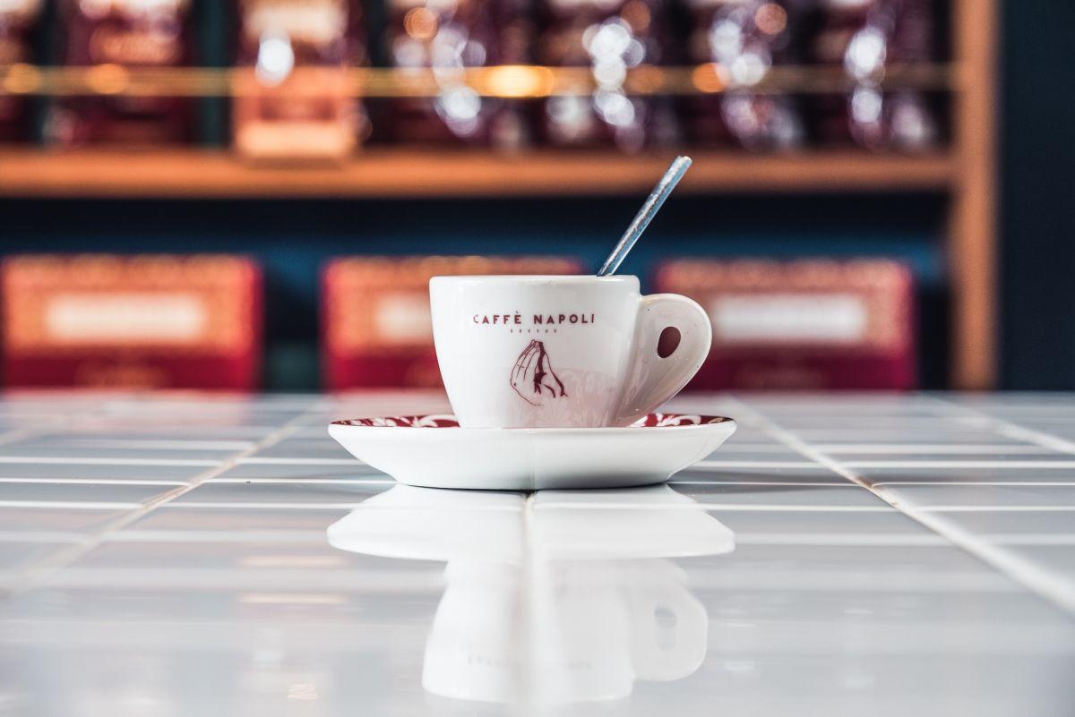 Caffè Napoli: il vero caffè napoletano è social