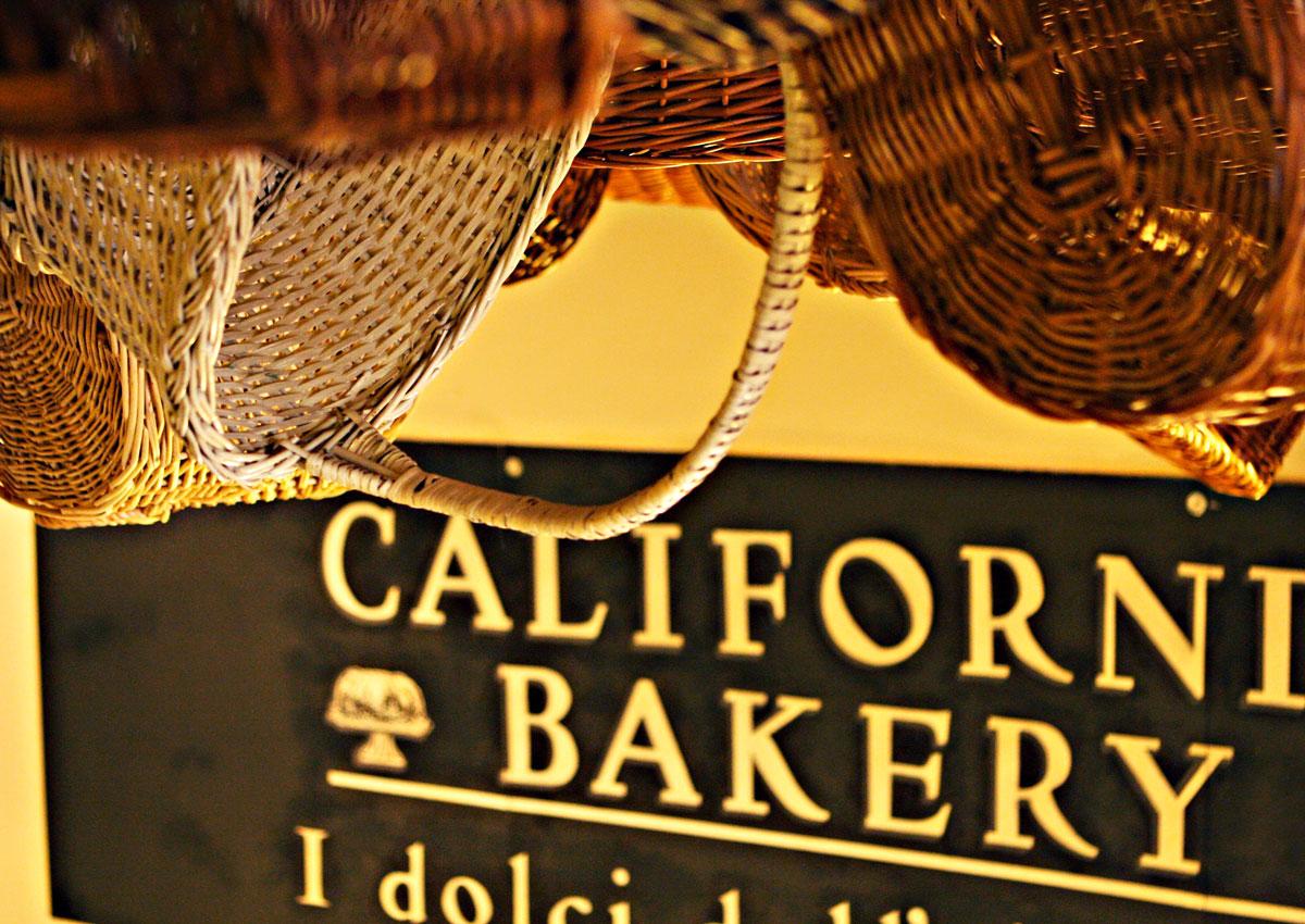 California Bakery, tradizione americana per business tricolore