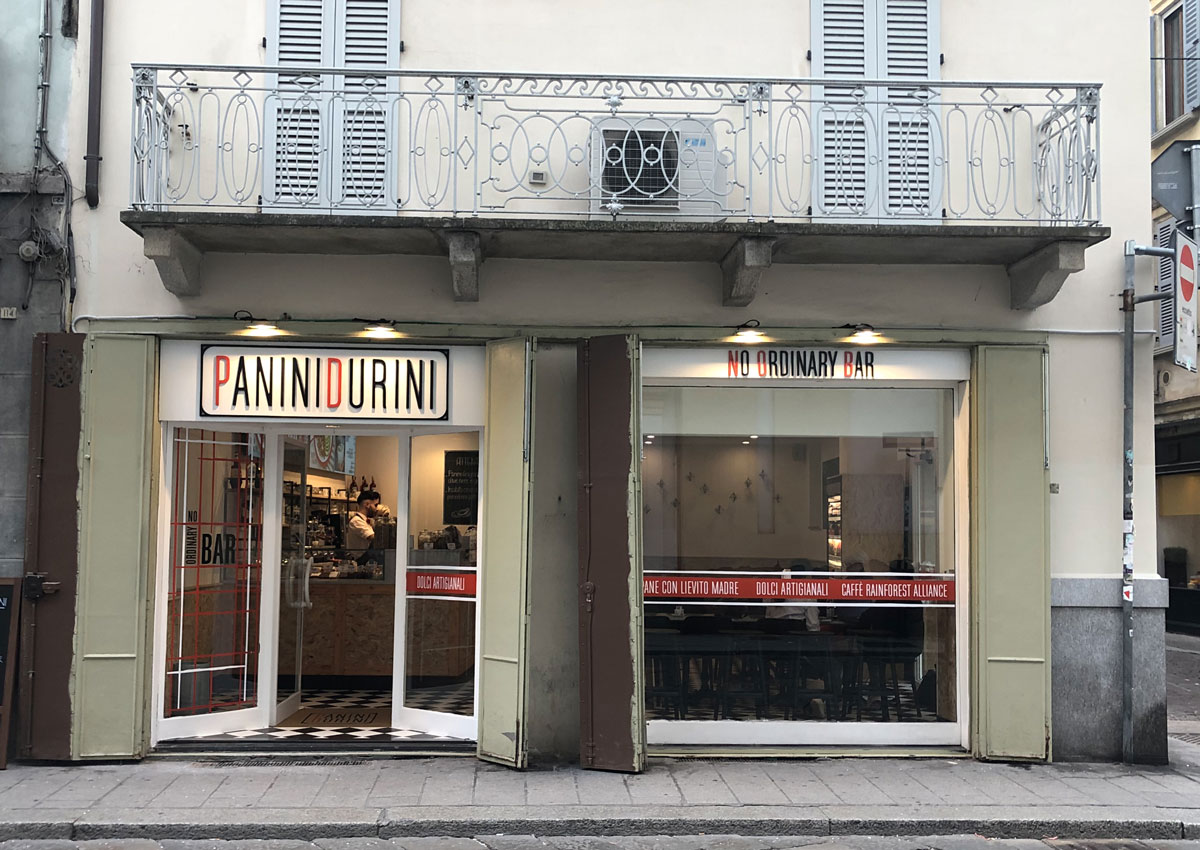 Panini Durini, not an ordinary bar
