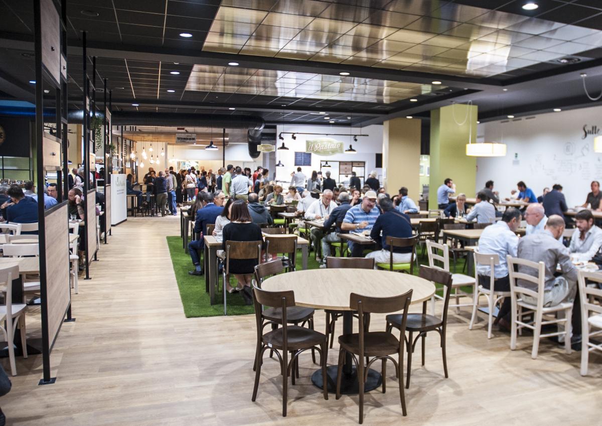 Cirfood inaugura a Milano il primo ristorante Tracce
