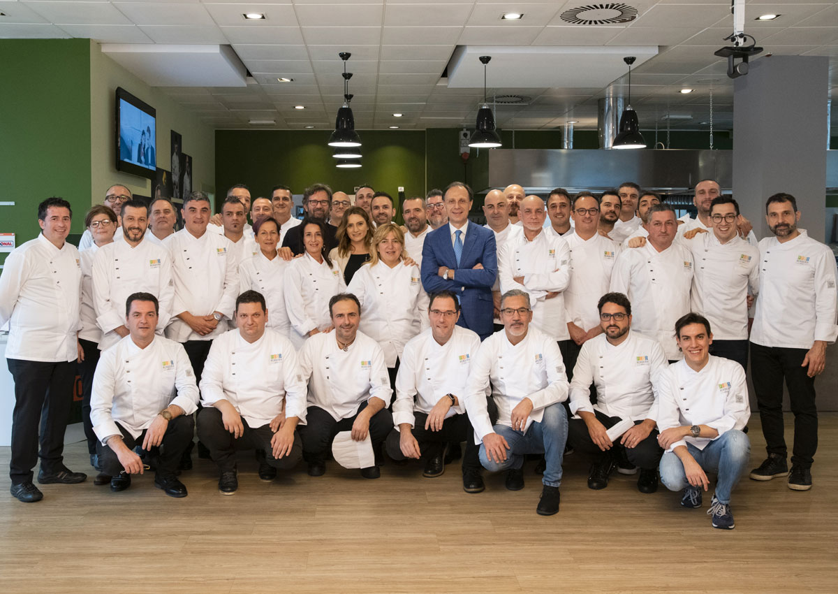 """Al via il nuovo anno formativo degli """"Chef Ambassador"""" di Elior"""