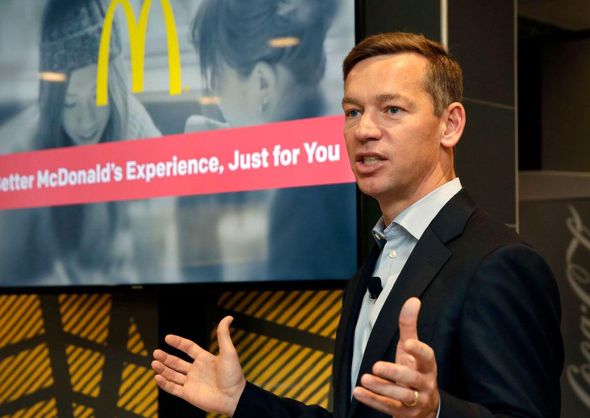 Quali sono le sfide per il nuovo Ceo di McDonald's?