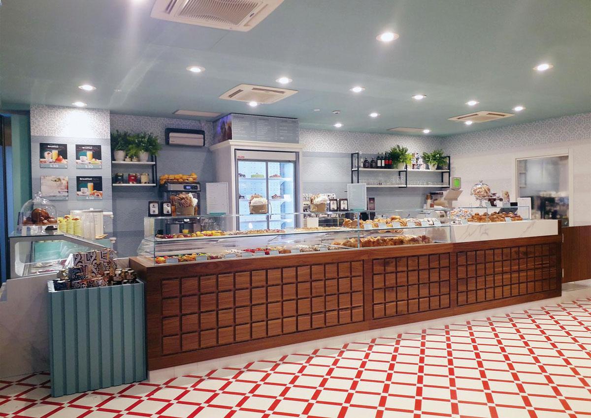 Lagardère apre Bontà, format di pasticceria all'aeroporto di Catania