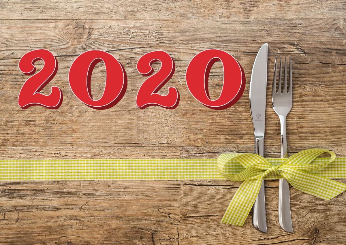 I 10 trend per il 2020 secondo TheFork