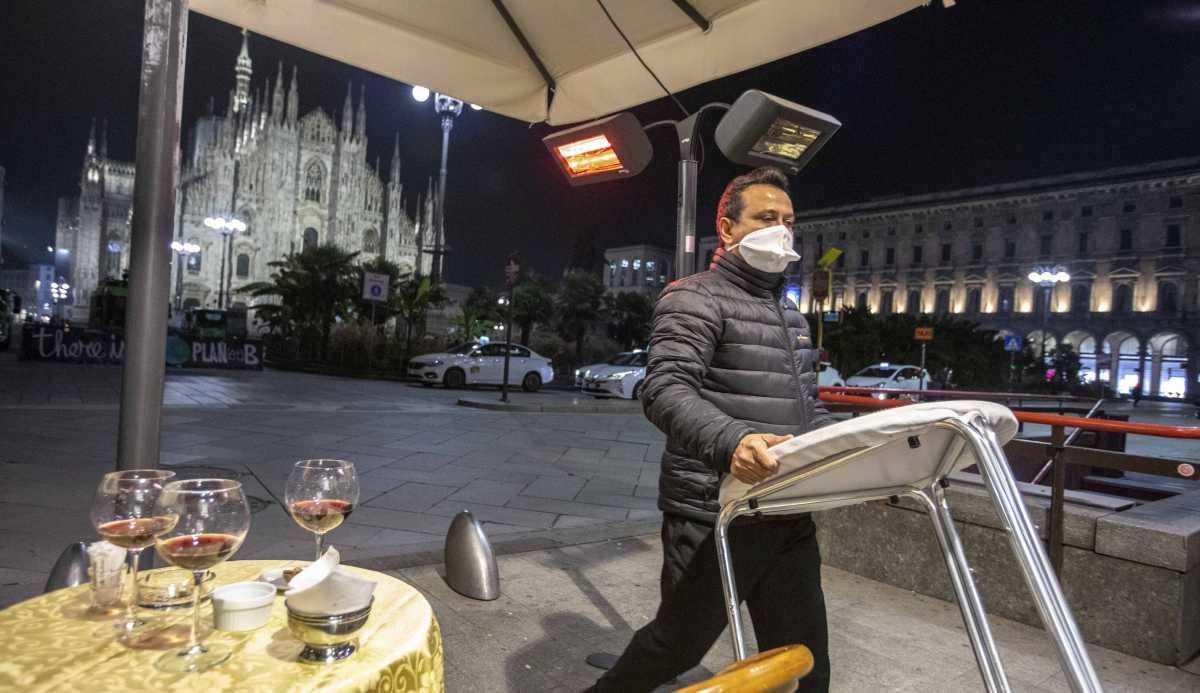 I ristori quanto valgono? Perché bar e ristoranti protestano