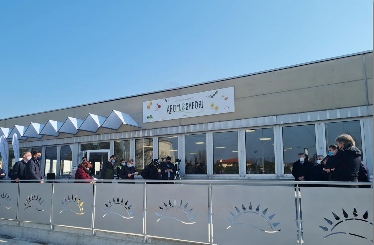 Aromi & Sapori, nuovo polo della ristorazione a Pordenone