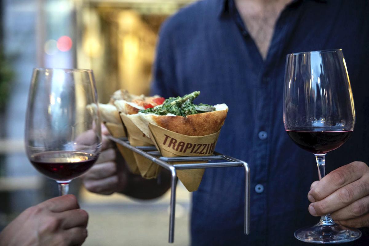 Trapizzino si espande a Milano con La Vineria